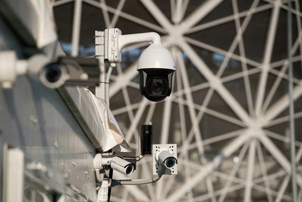 Hệ thống camera giám sát. (Ảnh minh họa)