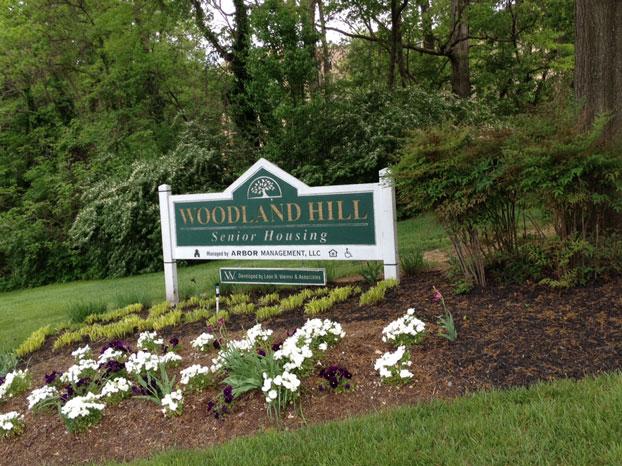 Nhà dưỡng lão Woodland Hill Senior Housing ở thành phố Arlington, bang Virginia, ảnh chụp hôm 8/5/2015.
