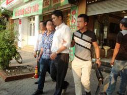 BS Nguyễn Mạnh Tường, chủ nhân thẩm mỹ viện Cát Tường ở Hà Nội bị công an bắt hôm 22 tháng 10. Courtesy 24h.