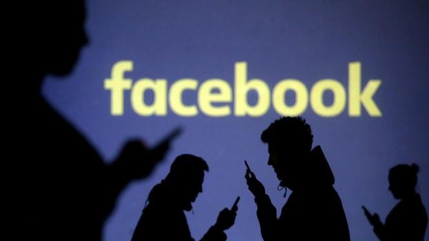 Mạng xã hội Facebook.
