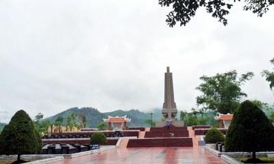 Nghĩa trang Liệt sỹ tỉnh Bắc Kạn