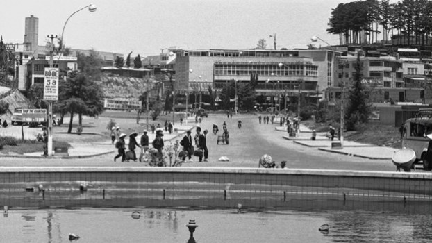 Một góc Đà Lạt vào năm 1975