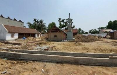 Dự án trùng tu, tôn tạo Khu di tích lịch sử cách mạng Yên Trường, xã Thọ Lập, huyện Thọ Xuân, tỉnh Thanh Hóa.