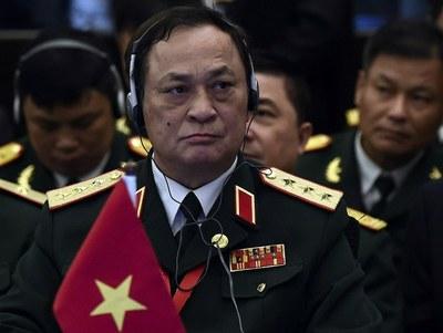 Ảnh minh họa. Cựu Thứ trưởng Quốc phòng Nguyễn Văn Hiến.