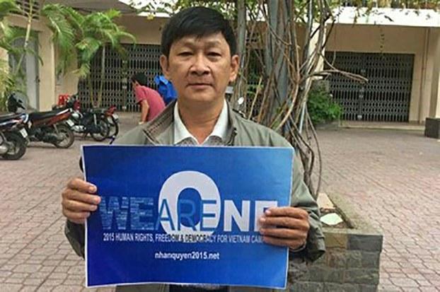 Ký giả Trương Minh Đức là một trong 4 tù nhân chính trị đang tuyệt thực tại Trại 6, Nghệ An đến ngày thứ 16, tính đến ngày 26/06/19.