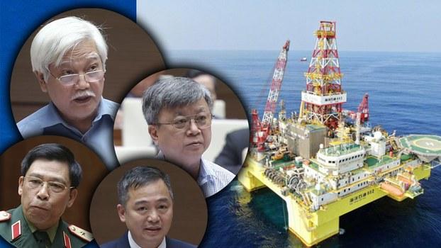 Hình minh họa. Các đại biểu Quốc hội Việt Nam nói về Biển Đông và căng thẳng Biển Đông giữa Việt Nam và Trung Quốc thời gian qua