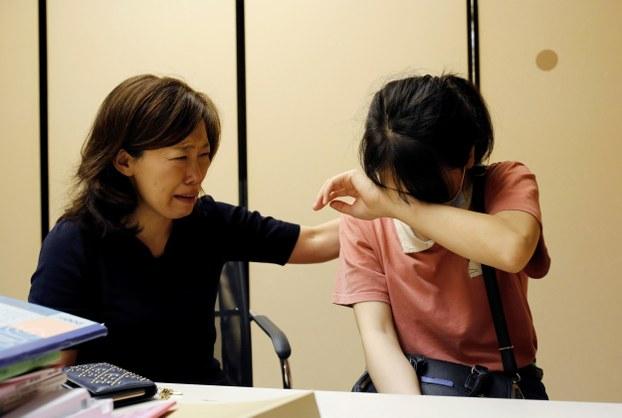 Một ngôi chùa ở Tokyo đã trở thành nơi tạm trú cho lao động Việt Nam bị kẹt ở Nhật. Ảnh chụp ngày 2/7/2020.