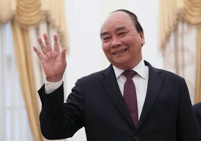 Hình minh họa. Thủ tướng Nguyễn Xuân Phúc