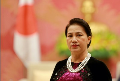 Bà Chủ tịch Quốc hội Nguyễn Thị Kim Ngân