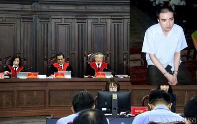 Hình minh hoạ. Phiên giám đốc thẩm vụ án Hồ Duy Hải ở Hà Nội hôm 7/5/2020