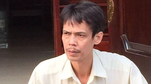 Hình minh hoạ. Nhà báo độc lập Phạm Chí Dũng