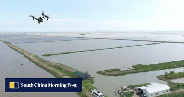 Trung Quốc triển khai mạng lưới máy bay không người lái để giám sát các đảo tại Biển Đông.