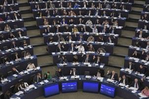 Hình minh họa. Bỏ phiếu ở Nghị viện Châu Âu hôm 28/11/2019 ở Strasbourg, Pháp
