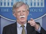 Cố vấn An ninh Quốc gia John Bolton tại một họp báo ở Nhà Trắng, Washington DC hôm 3/10/2018