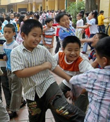 Ảnh minh họa: Trẻ em Việt Nam.