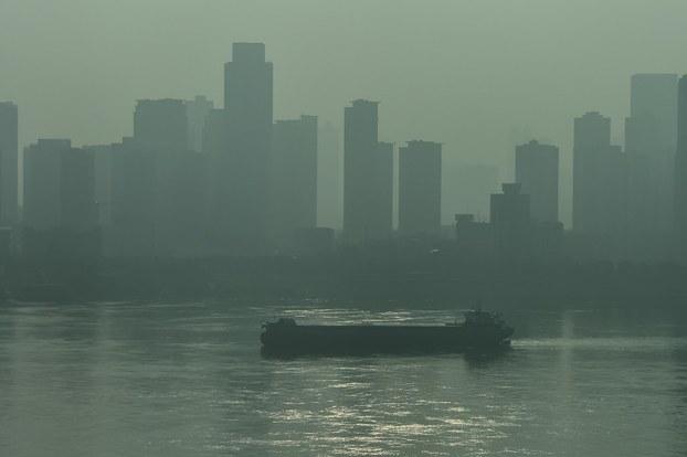 Thành phố Vũ Hán thuộc tỉnh Hồ Bắc, Trung Quốc, nơi bùng phát dịch Corona và sông Dương Tử