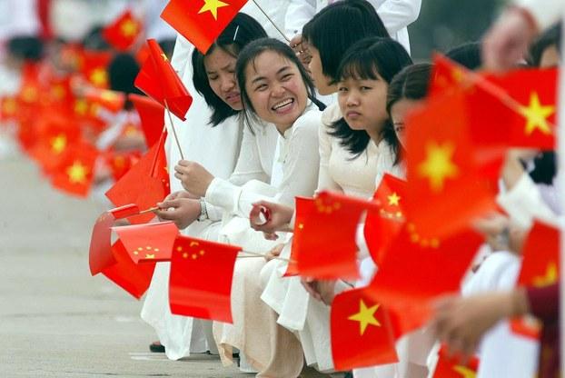 Ảnh minh họa:Việt Nam sẽ là một tiểu Trung Quốc?