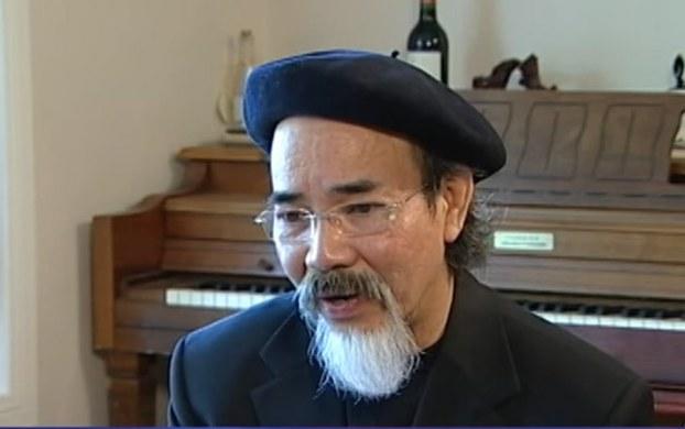 Nhạc sĩ Trần Duy Đức.