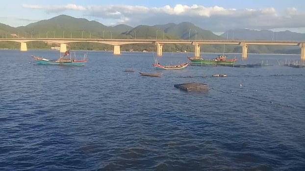 Cảng cá Tư Hiền, tỉnh Thừa Thiên Huế