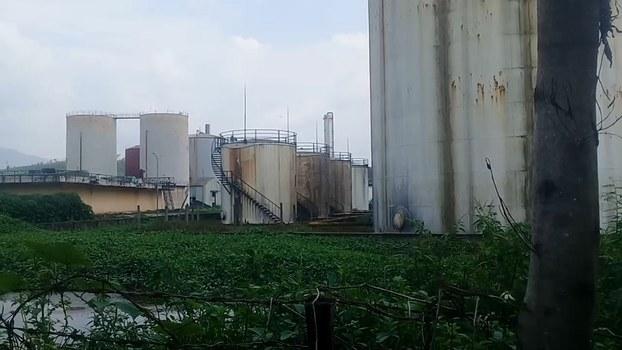 Nhà máy Ethanol Đại Tân tại Quảng Nam