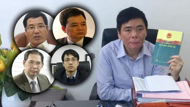 Bốn luật sư được cấp giấy bào chữa cho LS Trần Vũ Hải