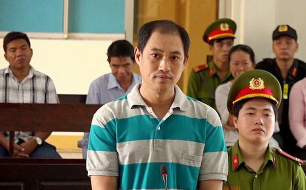 Nguyễn Văn Phước tại tòa