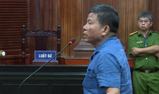Toà Việt Nam y án ông Châu Văn Khảm 12 năm tù vì tội chống chính quyền nhân dân -Hình minh hoạ