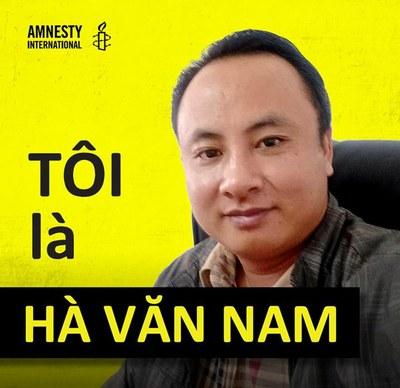 Ông Hà Văn Nam