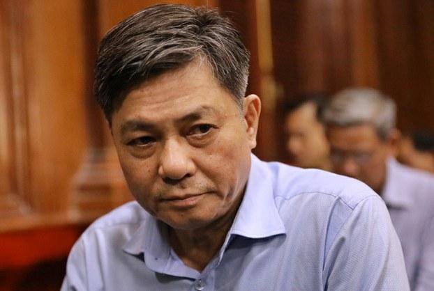 Bị cáo Đào Anh Kiệt (cựu Giám đốc Sở Tài nguyên - Môi trường)