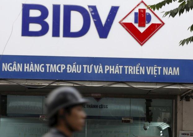 Ngân hàng Đầu tư và Phát triển Việt Nam (BIDV).