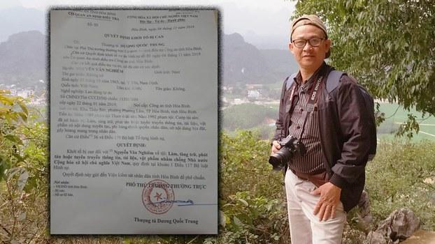 Facebooker Nguyễn Văn Nghiêm