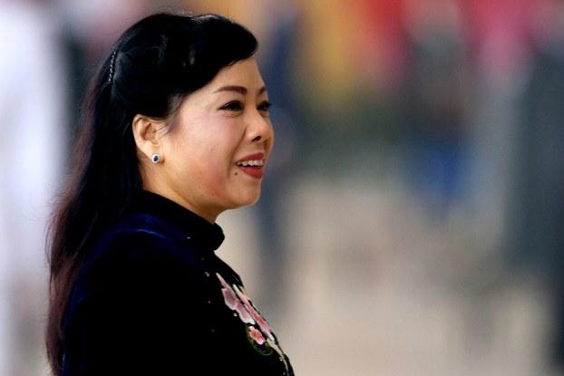 Bộ trưởng Y tế Nguyễn Thị Kim Tiến được bổ nhiệm kiêm Trưởng ban bảo vệ chăm sóc sức khỏe cán bộ Trung ương