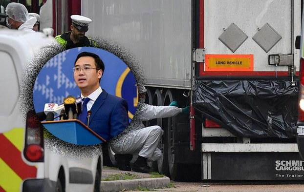 Phó phát ngôn Bộ Ngoại giao Việt Nam thông tin về vụ việc.
