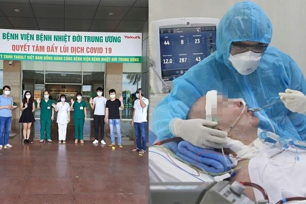 Tính đến ngày 8/6 VN có 316/331 bệnh nhân COVID-19 khỏi bệnh