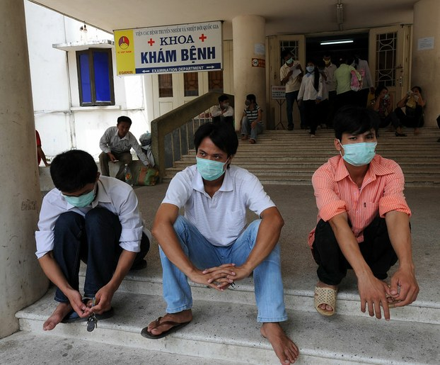 Dịch cúm A/H1N1 tại Việt Nam năm 2009. (Ảnh minh họa)