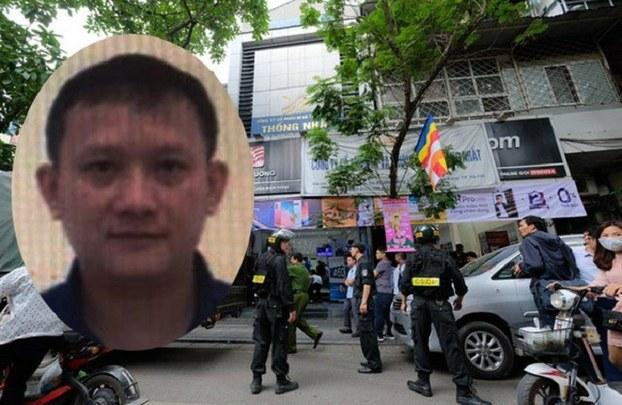 Ông Bùi Quang Huy và một cơ sở của Nhật Cường ở Hà Nội bị khám xét