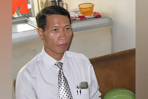 Tù chính trị Lê Thanh Tùng
