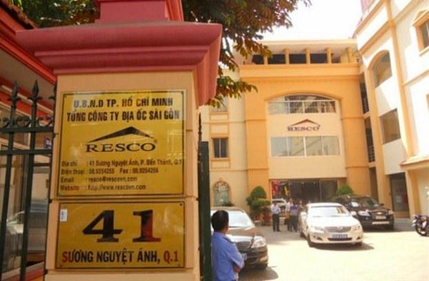 Tổng Công ty Địa ốc Sài Gòn (Resco) tại TP.HCM