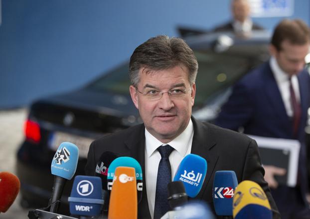 Bộ trưởng Ngoại giao Slovakia Miroslav Lajčák.