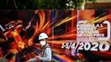 Giải đua xe Công thức 1 ban đầu được dự kiến sẽ diễn ra vào tháng 4 tại Việt Nam.