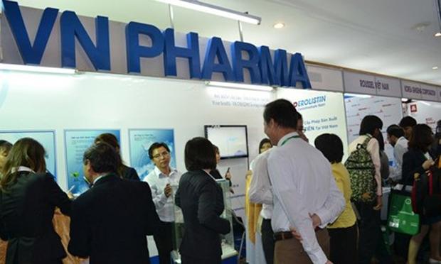 Công ty cồ phần VN-Pharma